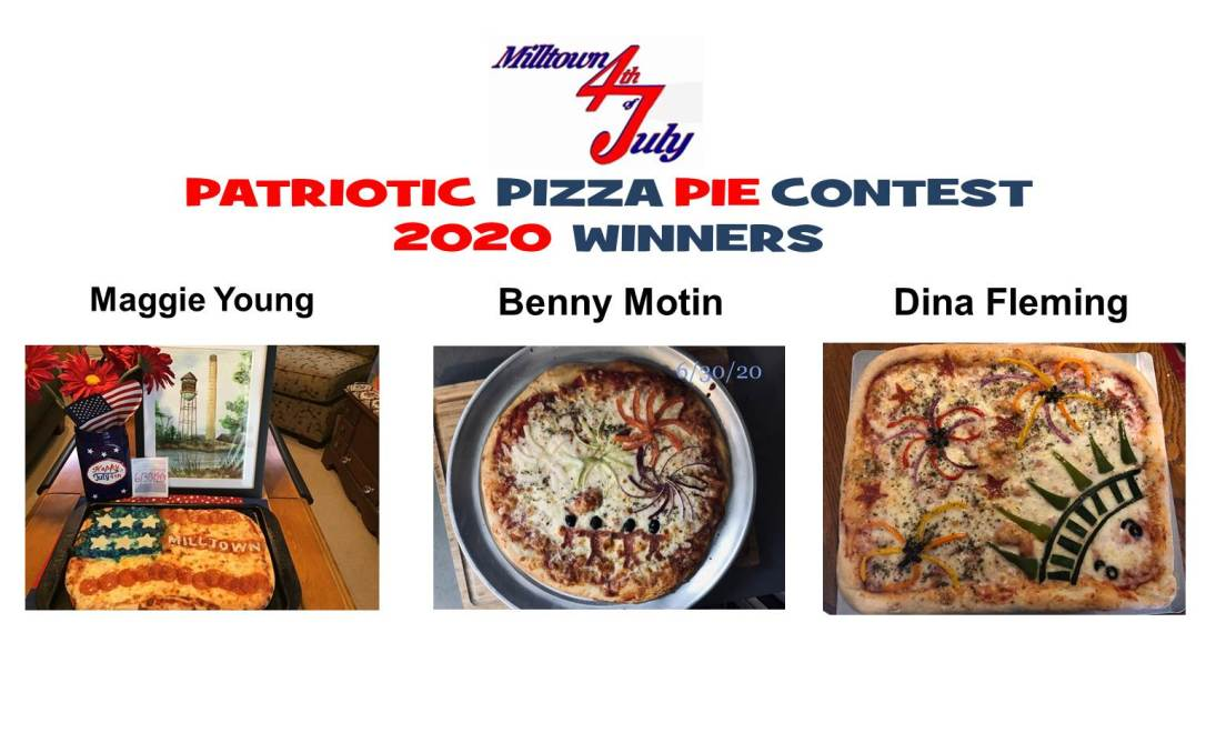 PIZZA WINNERS 2020 11x17